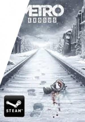 Metro Exodus (PC/Epic Key/EU)