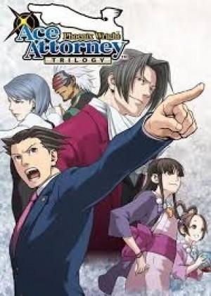 Phoenix Wright: Ace Attorney Trilogy (PC/EU)