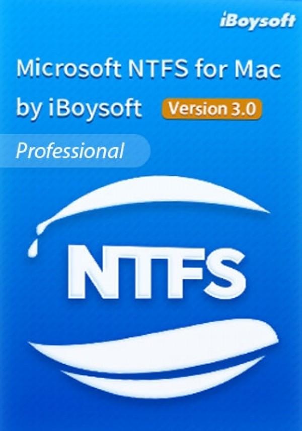 iBoysoft NTFS Professional for Mac
