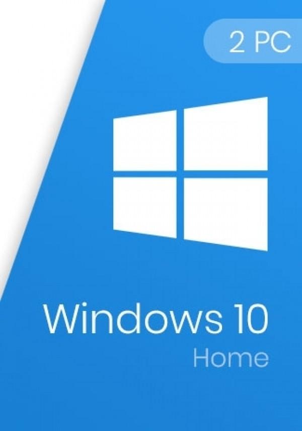 Windows 10 Home 2 PCs Key